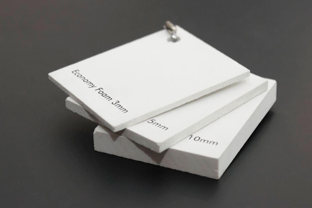 Płyty PCV Spienione Białe - wymiar 205x305